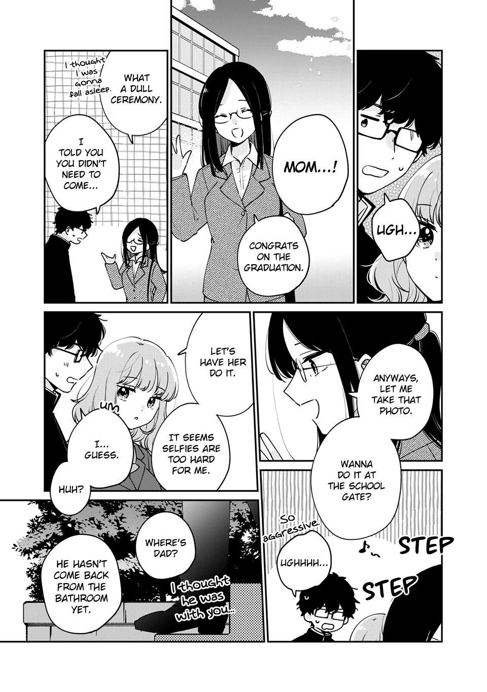 It's Not Meguro-San's First Time Chapter 47: Of Course page 8 - Mangakakalots.com