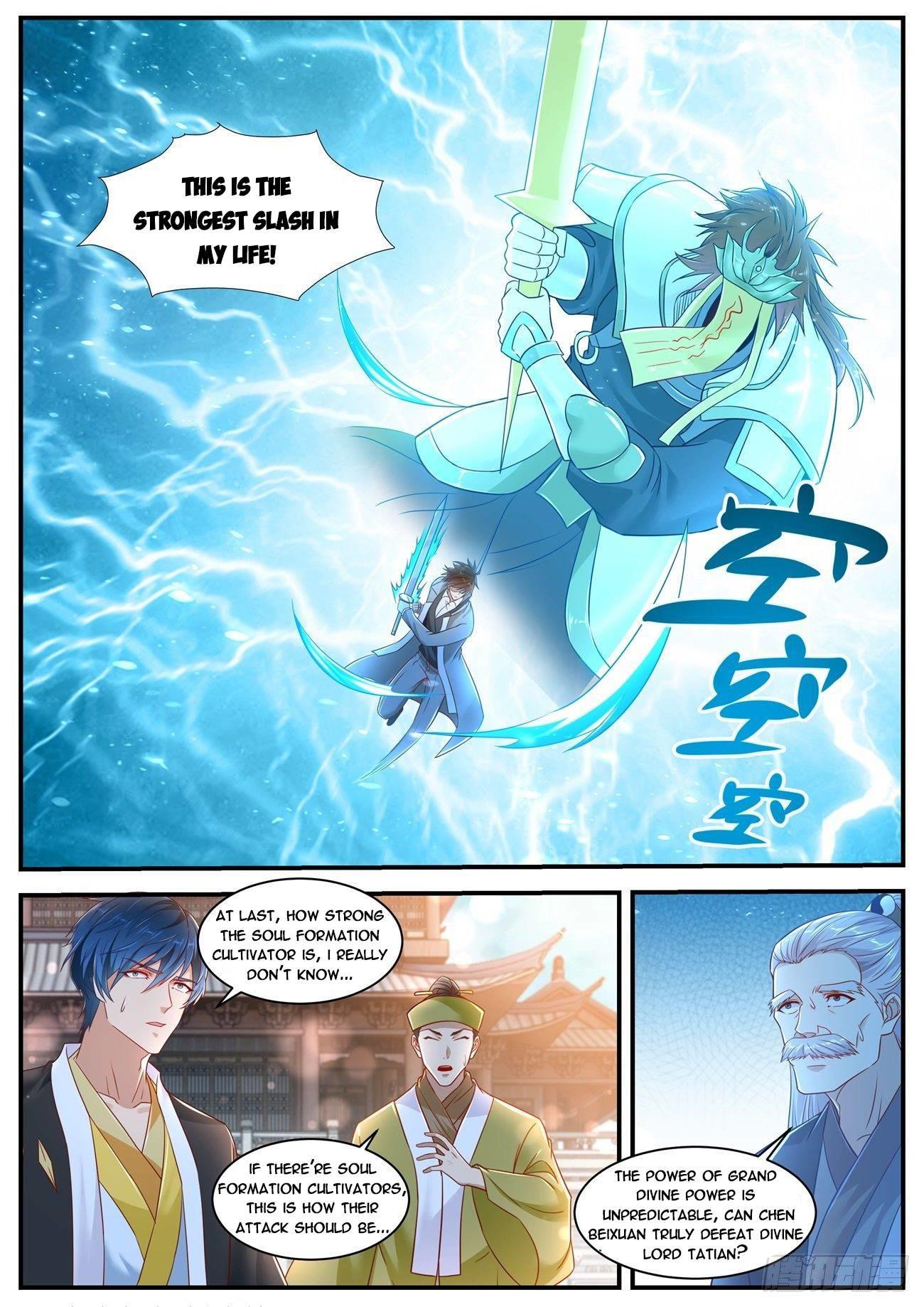 Rebirth Of The Urban Immortal Cultivator Chapter 619 page 11 - Mangakakalots.com