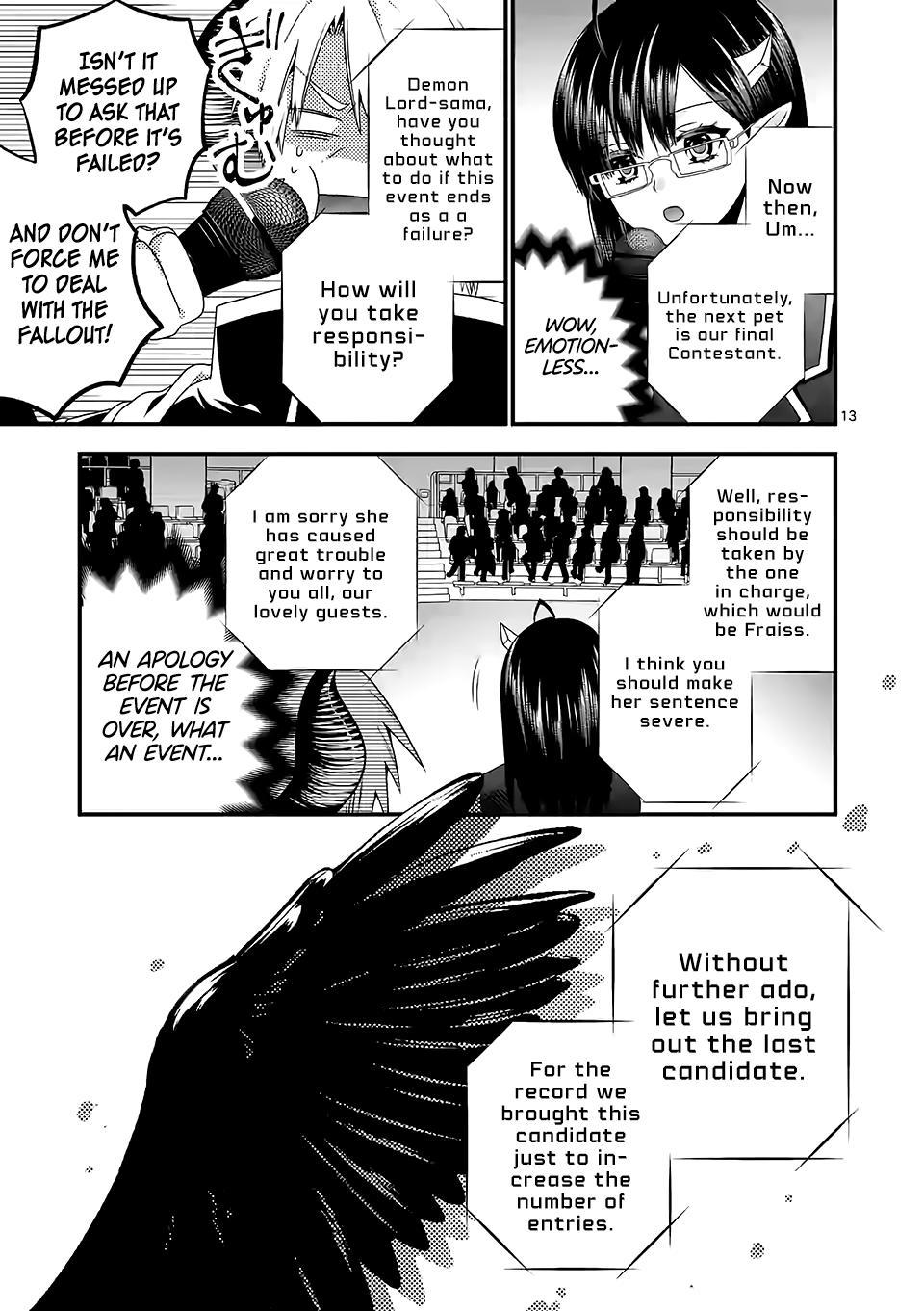 Maou Desu. Onna Yuusha No Hahaoya To Saikon Shita No De, Onna Yuusha Ga Giri No Musume Ni Narimashita. Chapter 35 page 14 - Mangakakalots.com