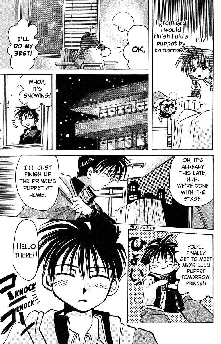 Rouman Kurabu Chapter 8: A Christmas Eve Wish page 19 - Mangakakalots.com