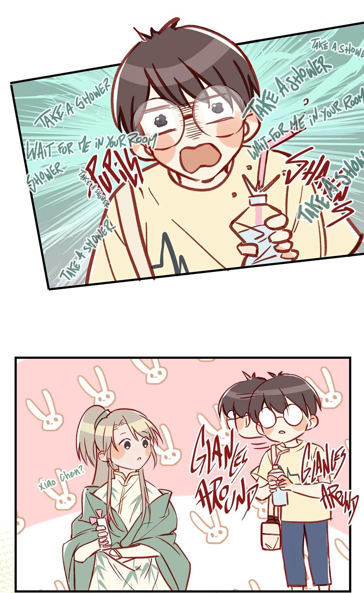 I Ship My Rival X Me Chapter 10 page 13 - Mangakakalots.com