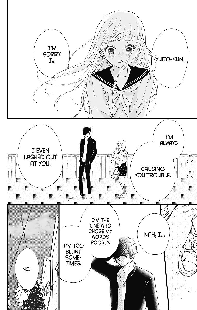 Me No Tsukedokoro Ga Deep Desho Chapter 3 page 18 - Mangakakalots.com