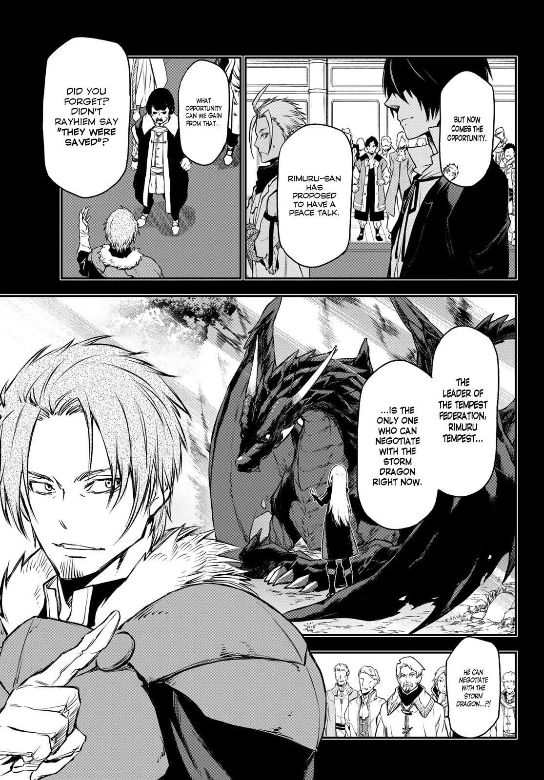 Tensei Shitara Slime Datta Ken Chapter 88: A Demon And A Plot page 15 - Mangakakalots.com