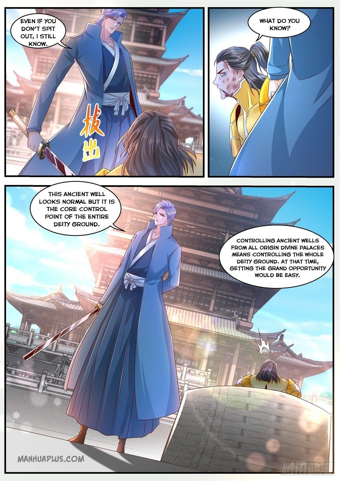 Rebirth Of The Urban Immortal Cultivator Chapter 595 page 5 - Mangakakalots.com