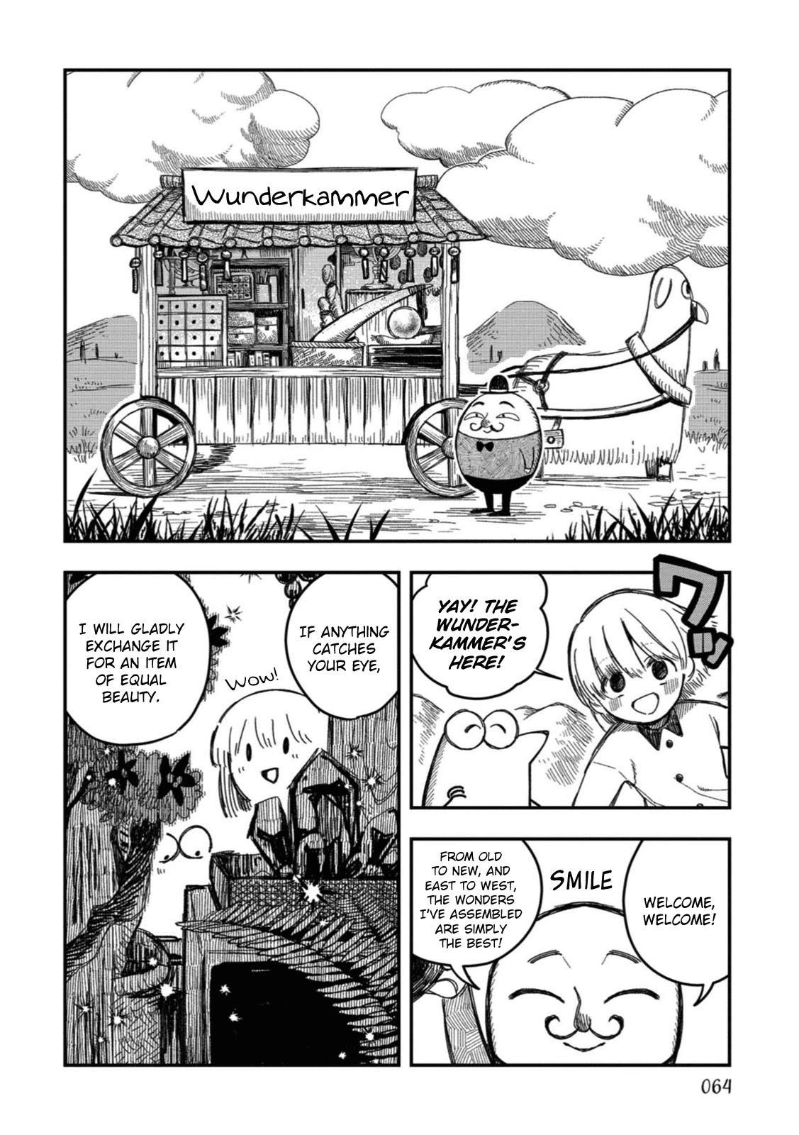 Rojica To Rakkasei Chapter 21: A Beautiful Heart page 2 - Mangakakalots.com