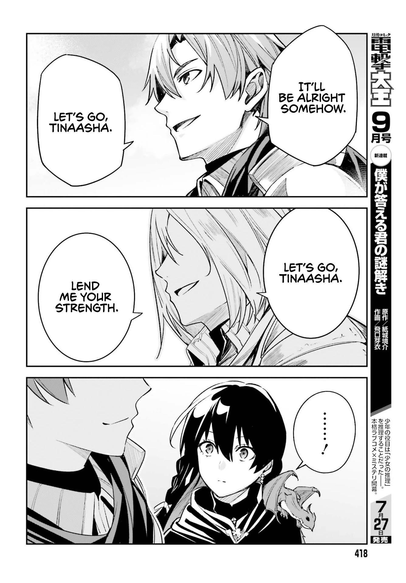 Unnamed Memory Chapter 9 page 26 - Mangakakalots.com