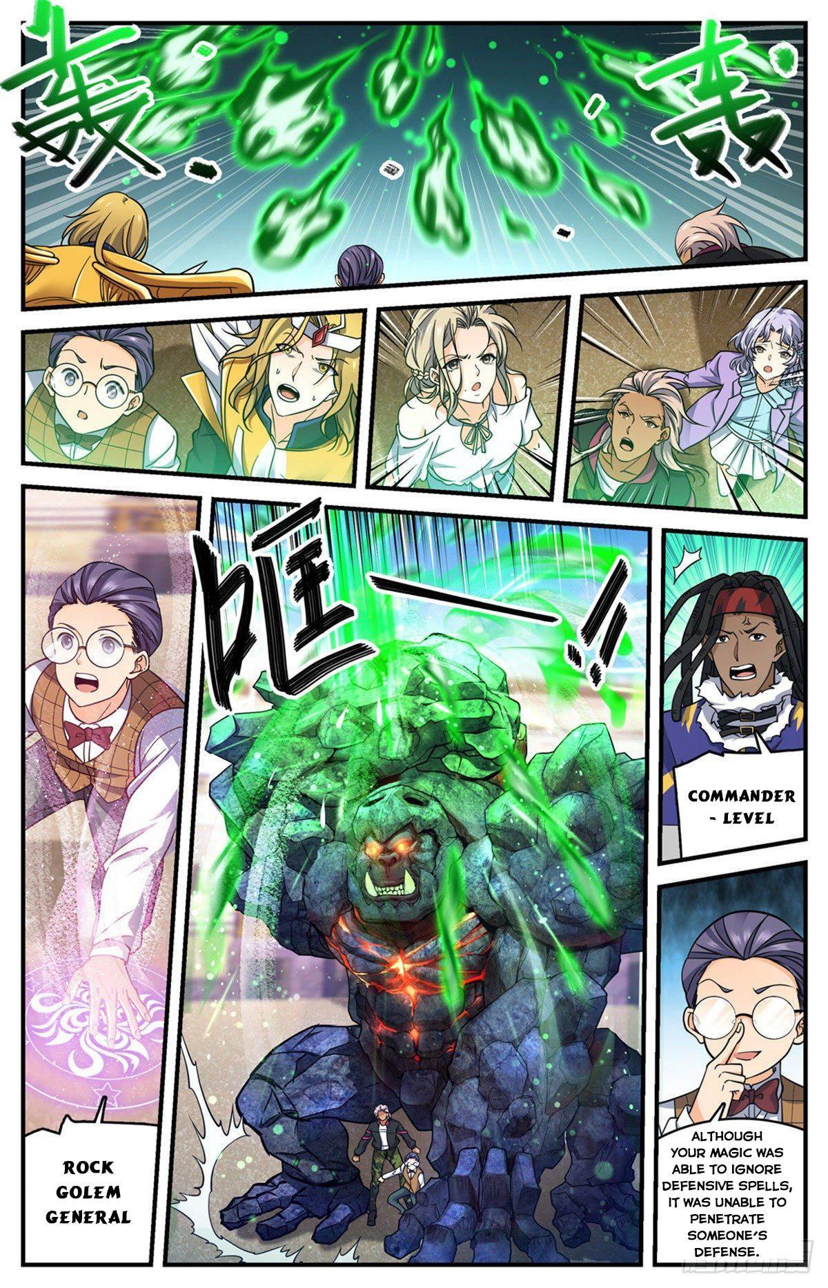 Versatile Mage Chapter 723 page 3 - Mangakakalots.com