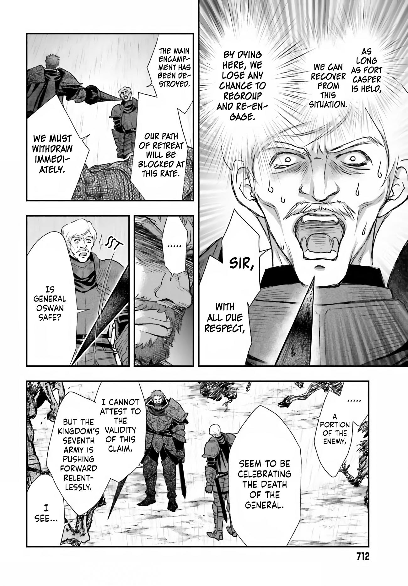 The Little Girl Raised By Death Hold The Sword Of Death Tight Chapter 11 page 5 - Mangakakalots.com