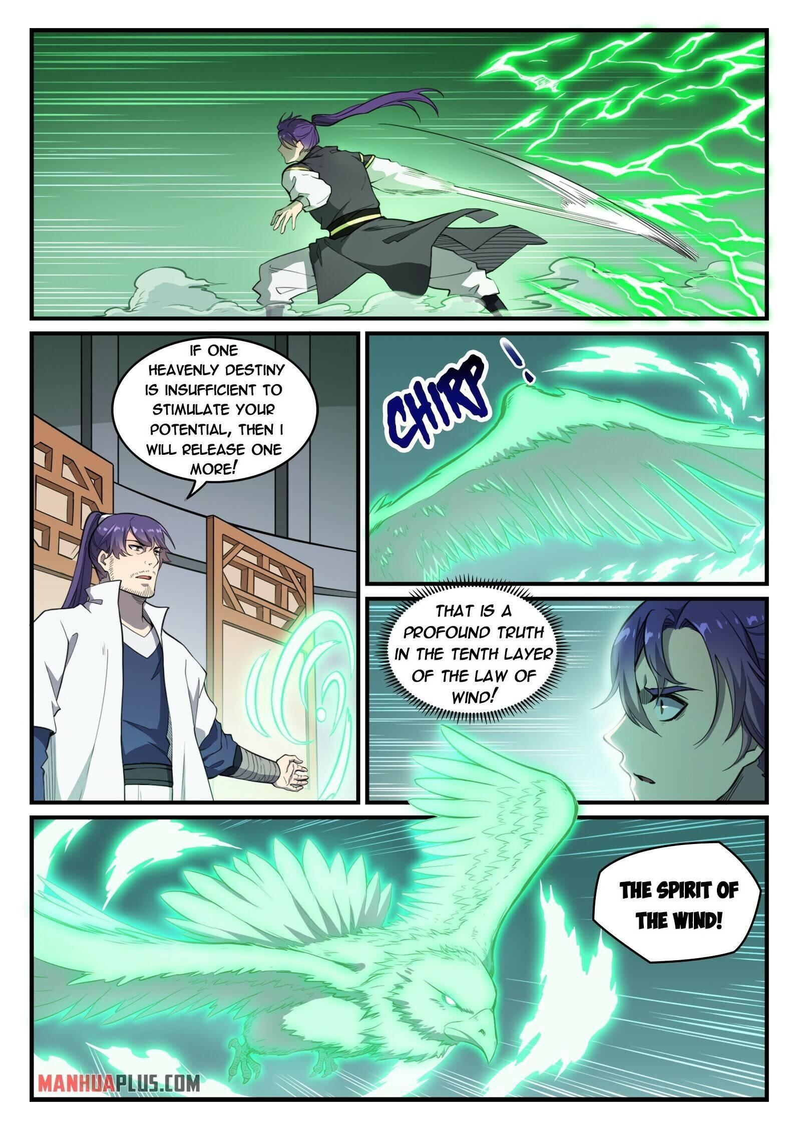 Apotheosis Chapter 802 page 3 - Mangakakalots.com