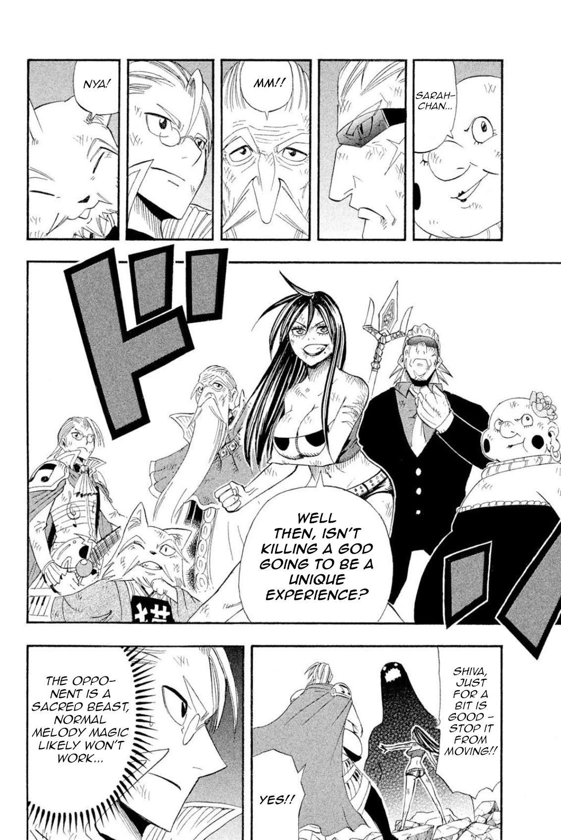 Buster Keel! Chapter 40: Feast Of God (Part 5) page 22 - Mangakakalots.com