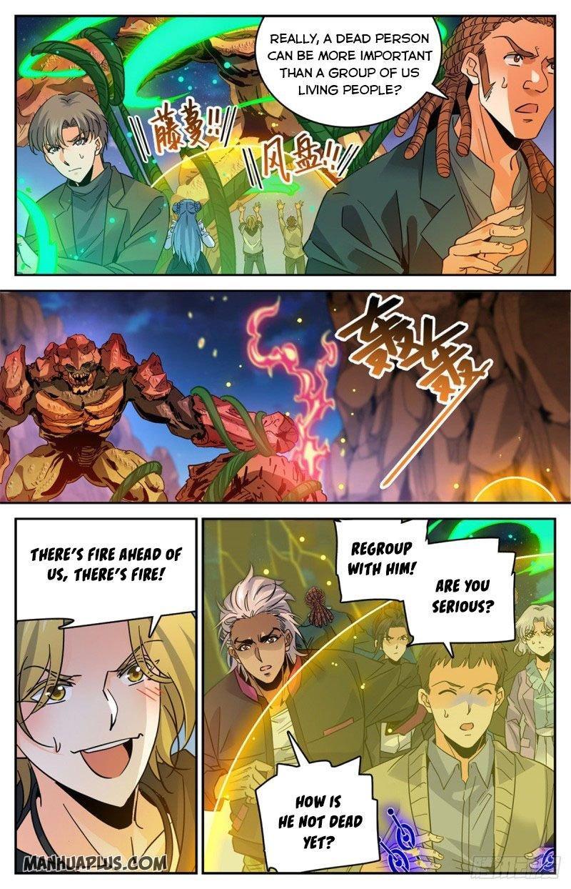 Versatile Mage Chapter 592 page 1 - Mangakakalots.com