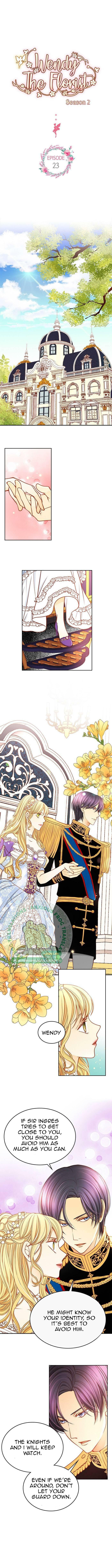 Wendy The Florist Chapter 64 page 3 - Mangakakalot