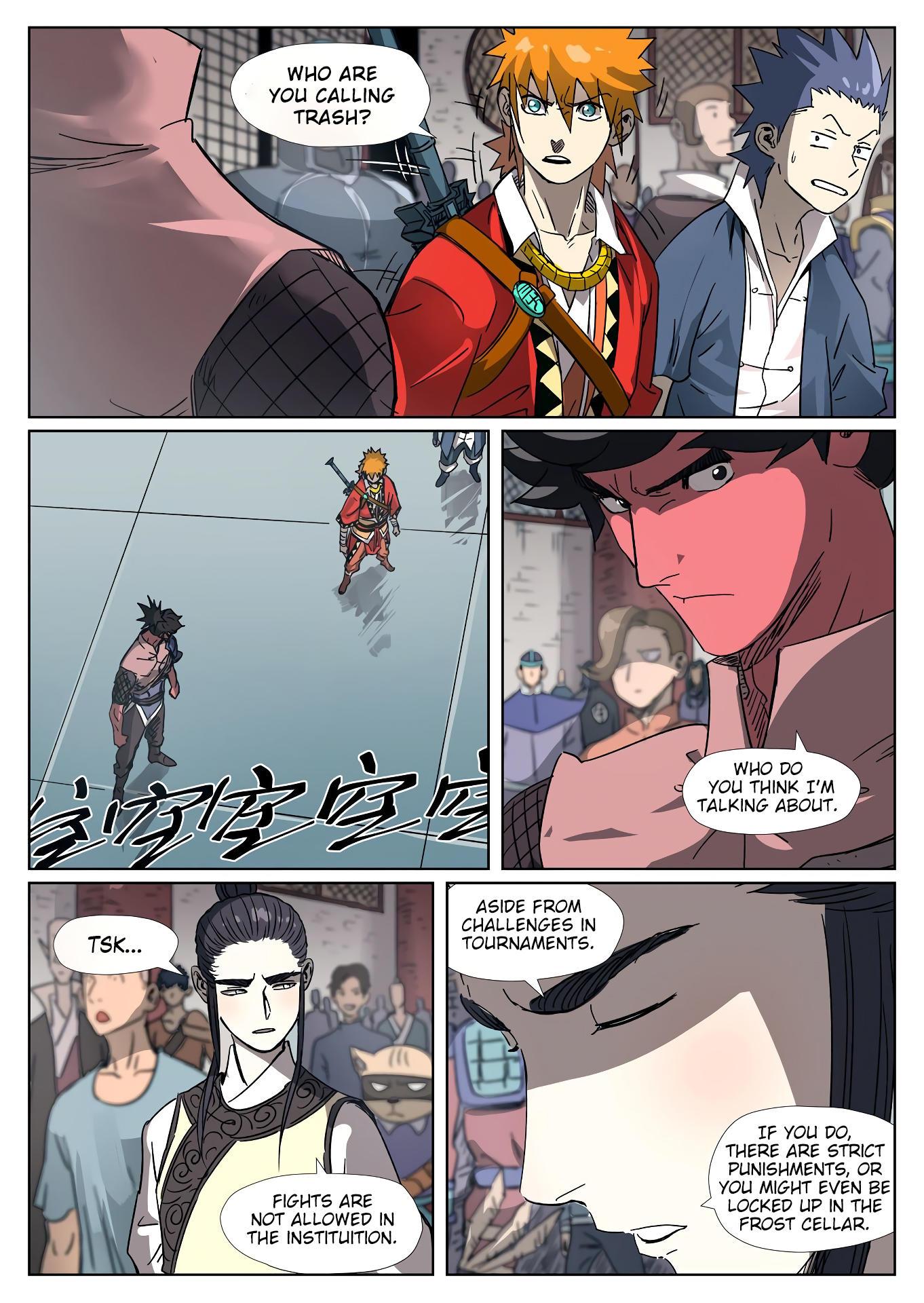 Tales Of Demons And Gods Chapter 297.5 page 11 - Mangakakalots.com