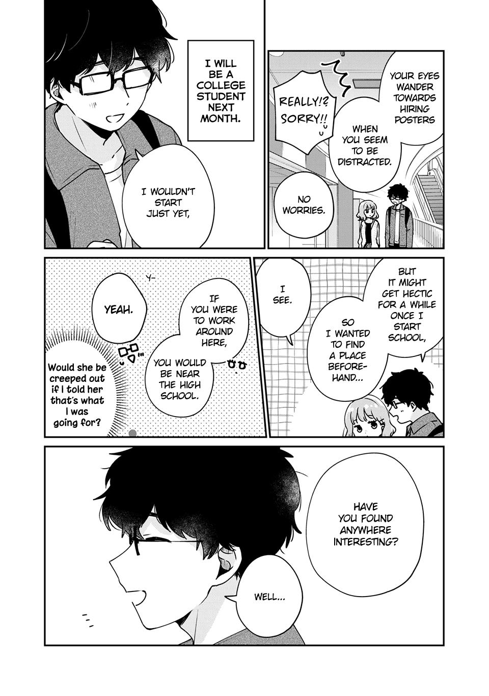 It's Not Meguro-San's First Time Chapter 48: A Place That's Right For You page 3 - Mangakakalots.com