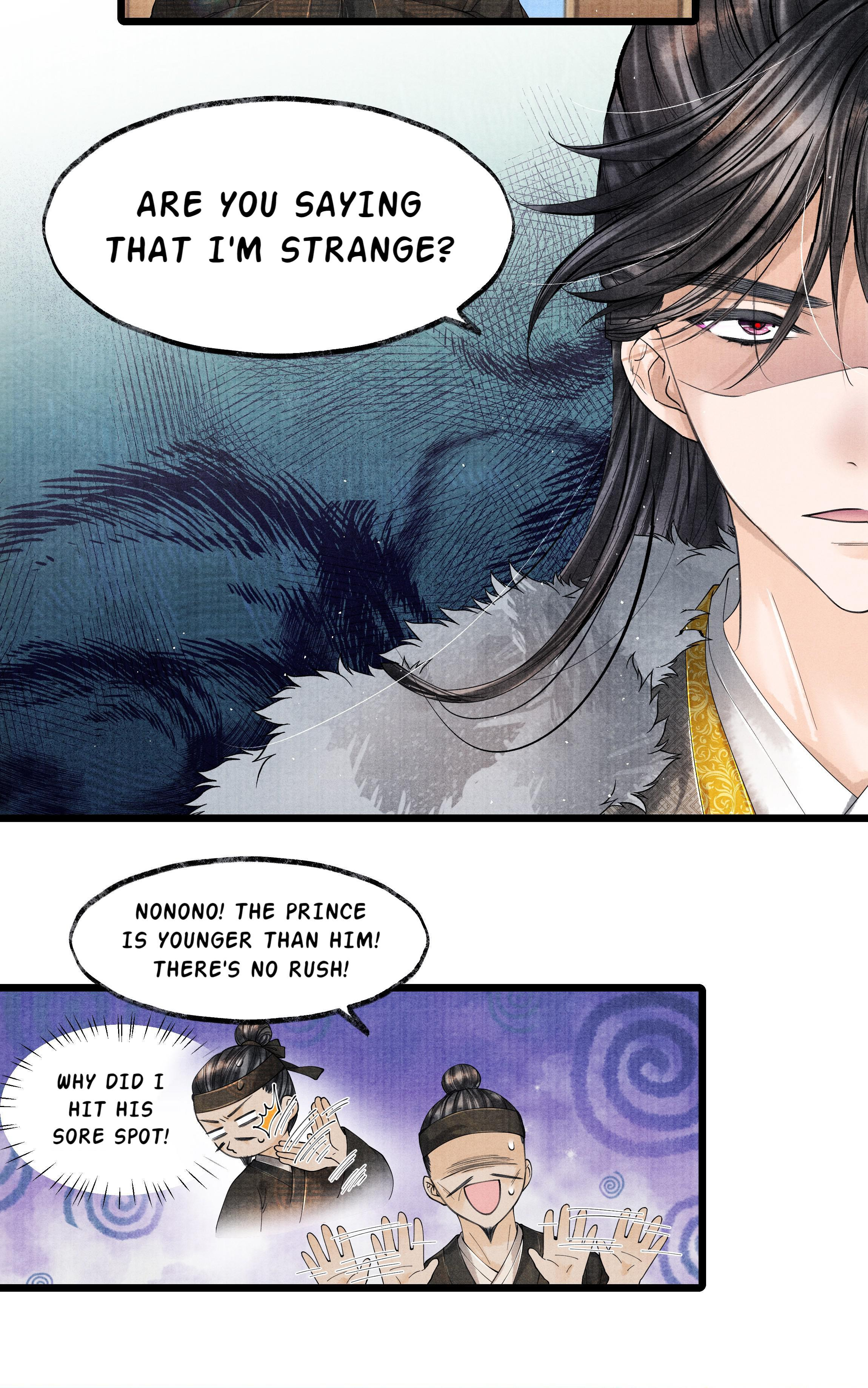 These Years In Quest Of Honour Mine Chapter 26 page 23 - Mangakakalots.com