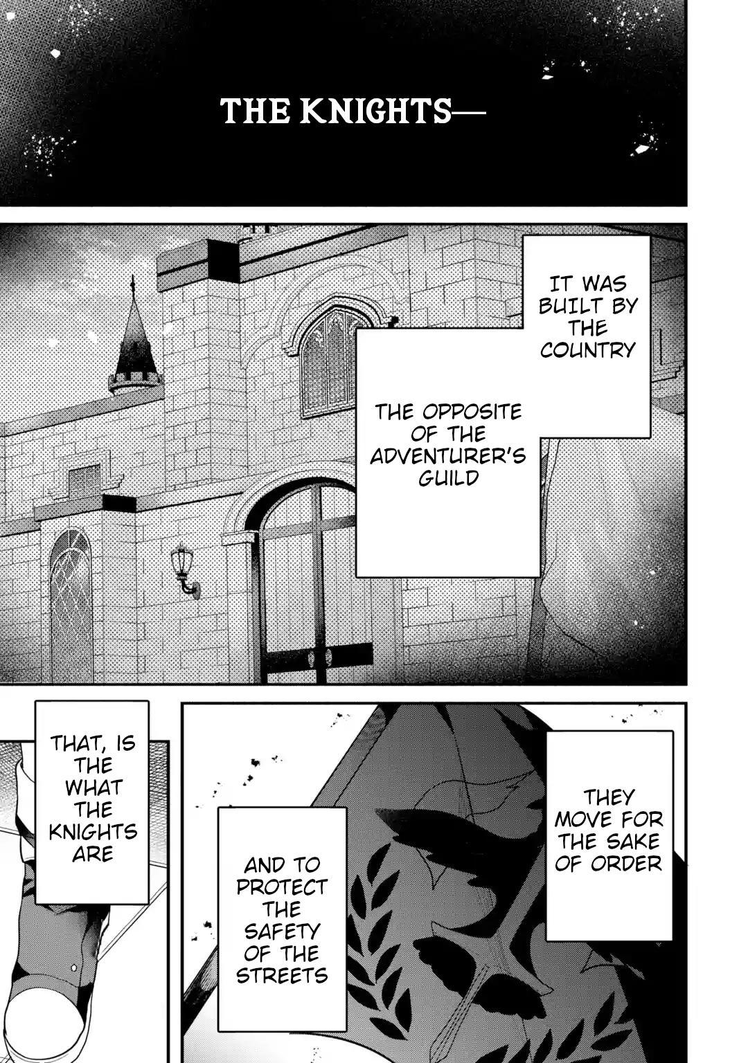 Yuusha Party Wo Tsuihou Sareta Beast Tamer, Saikyou Shuzoku Nekomimi Shojo To Deau Chapter 48: The Knights page 2 - Mangakakalots.com
