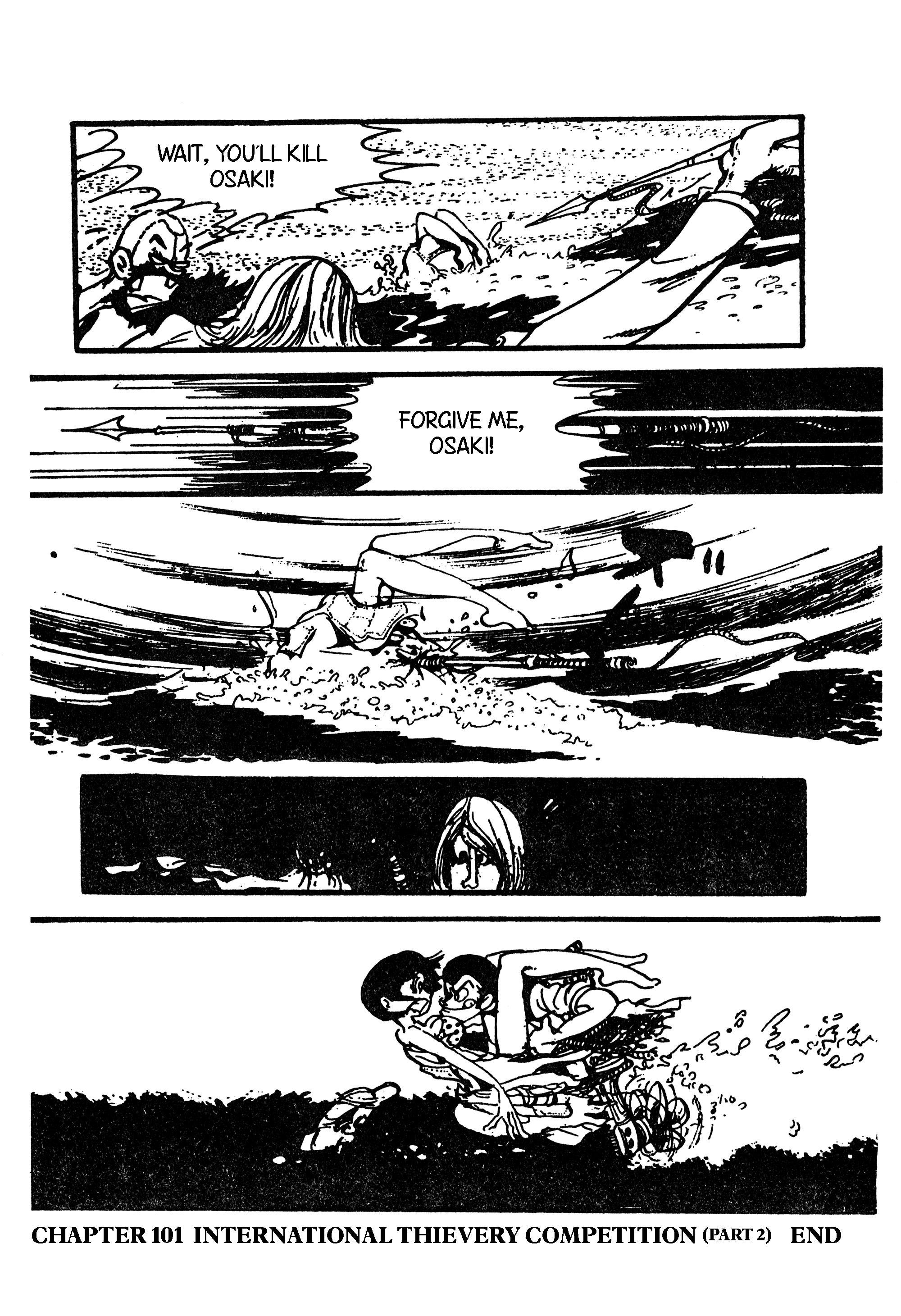 Lupin Iii Vol.9 Chapter 101: International Thievery Competition (Part 2) page 20 - Mangakakalots.com