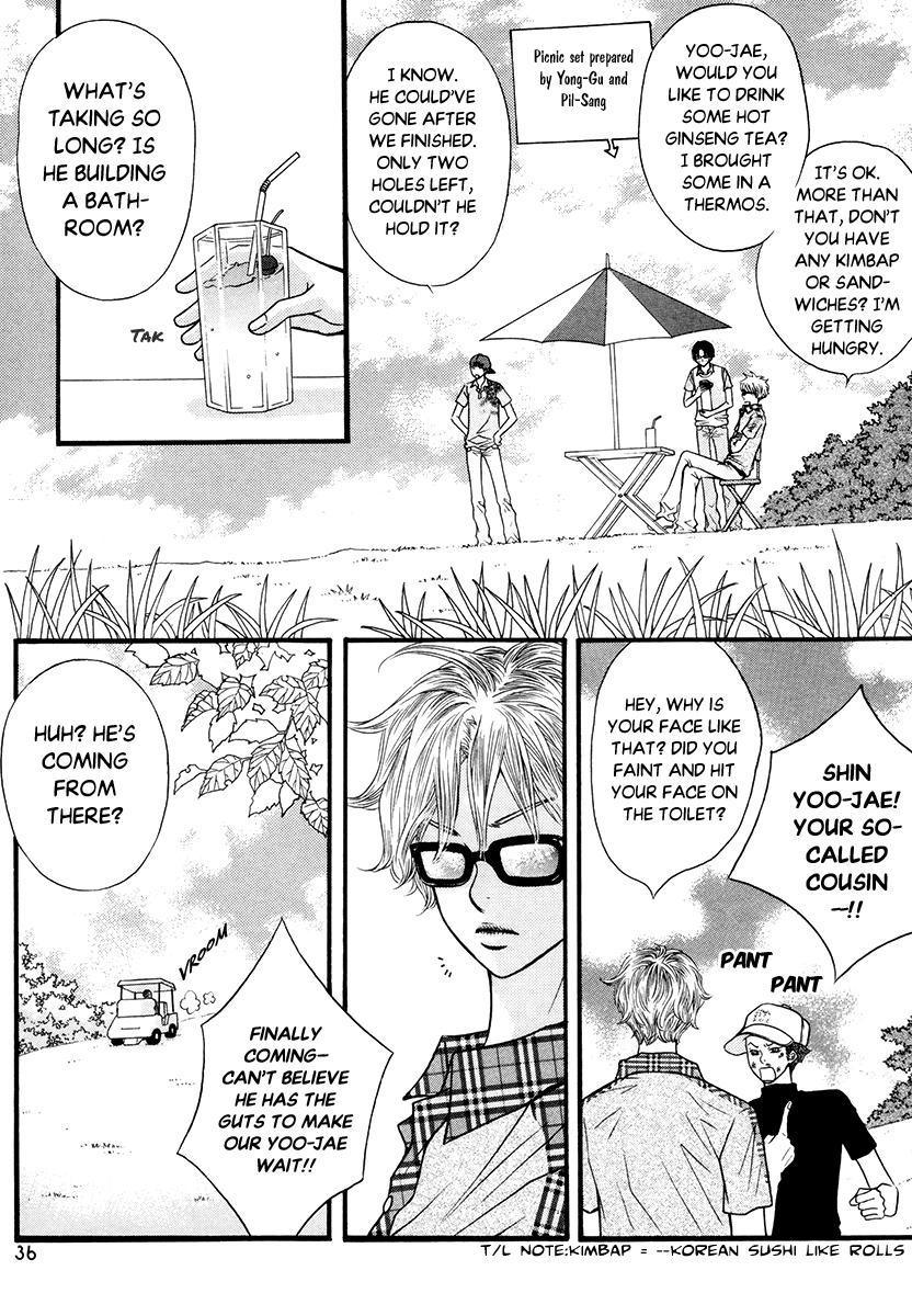 Lover Discovery Chapter 20.2: Intro B page 4 - Mangakakalots.com