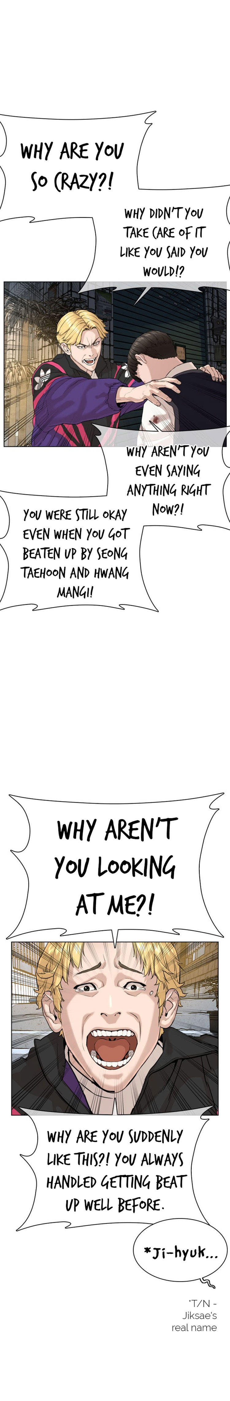 How To Fight Chapter 30: Pretend To Be Scared And Hit. page 23 - Mangakakalots.com