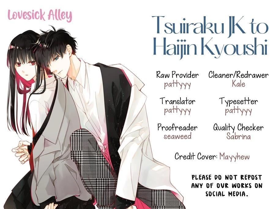 Tsuiraku Jk To Haijin Kyoushi Chapter 36 page 2 - Mangakakalots.com