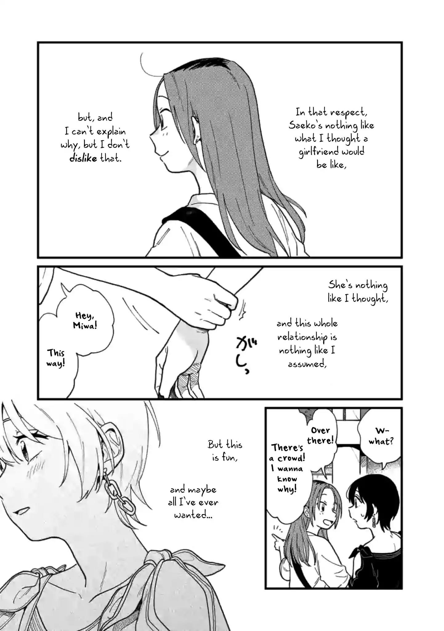 So, Do You Wanna Go Out, Or? Chapter 5 page 7 - Mangakakalots.com