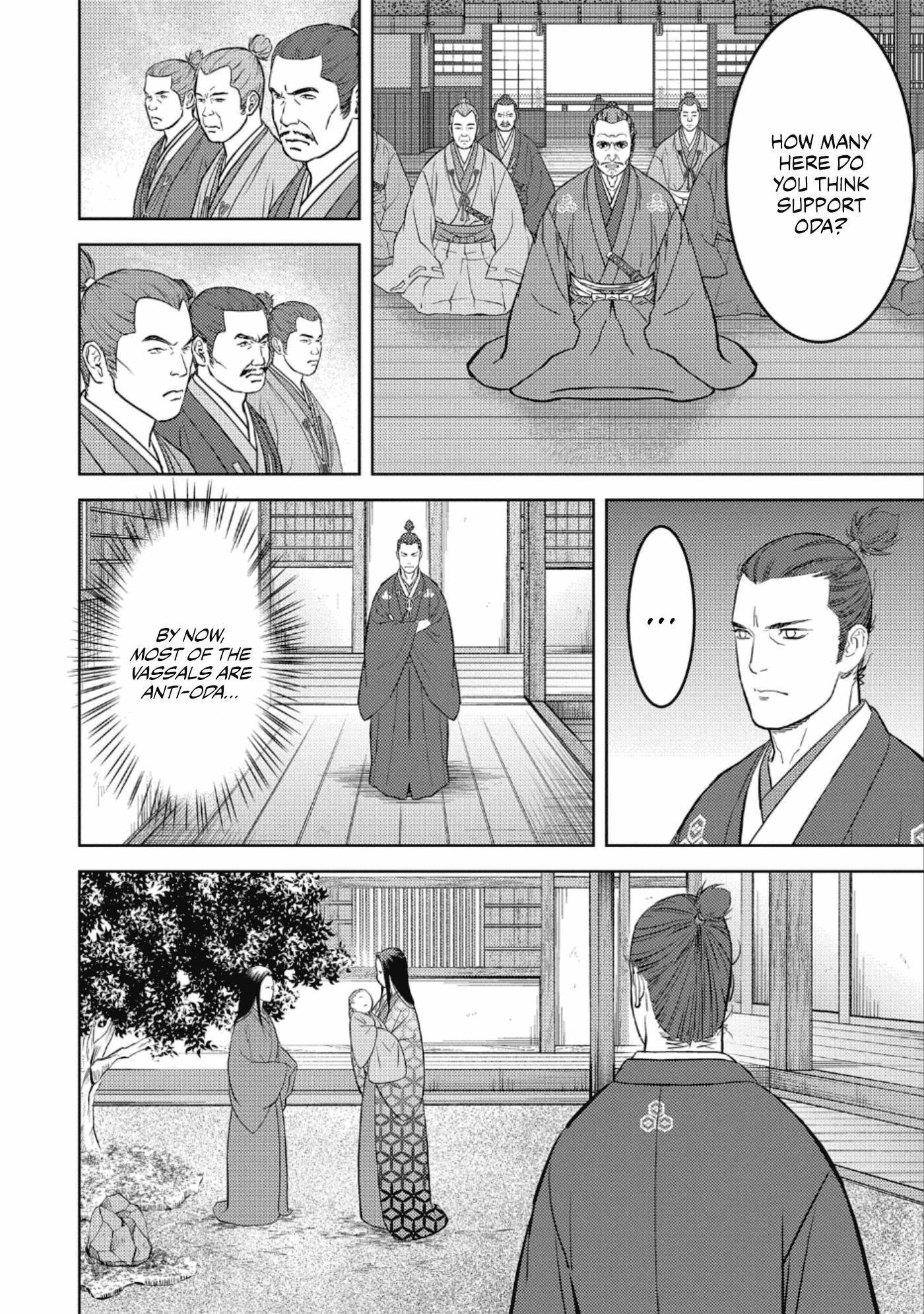 Sengoku Komachi Kurou Tan! Chapter 42 page 5 - Mangakakalots.com