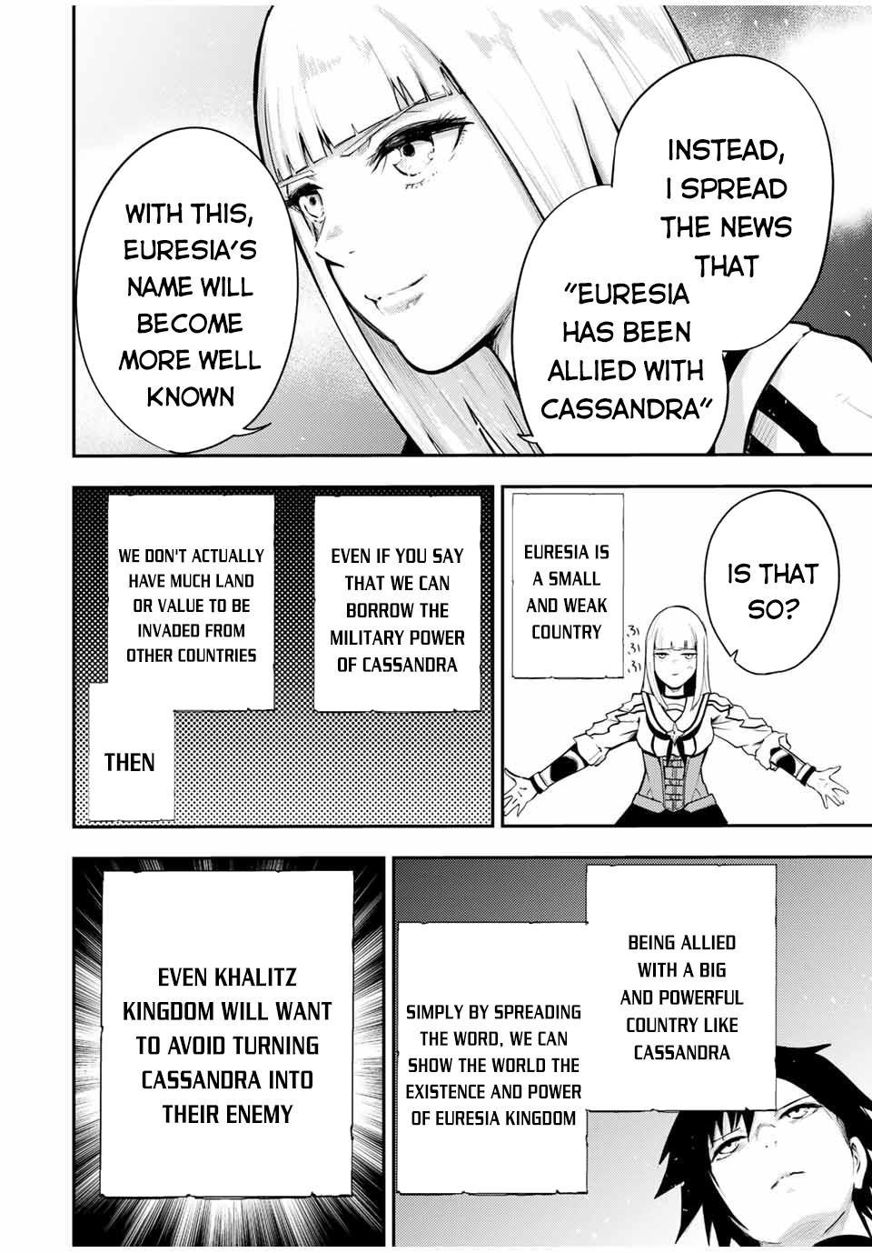 Dorei Tensei: Sono Dorei, Saikyou No Moto Ouji Ni Tsuki Chapter 32 page 5 - Mangakakalots.com