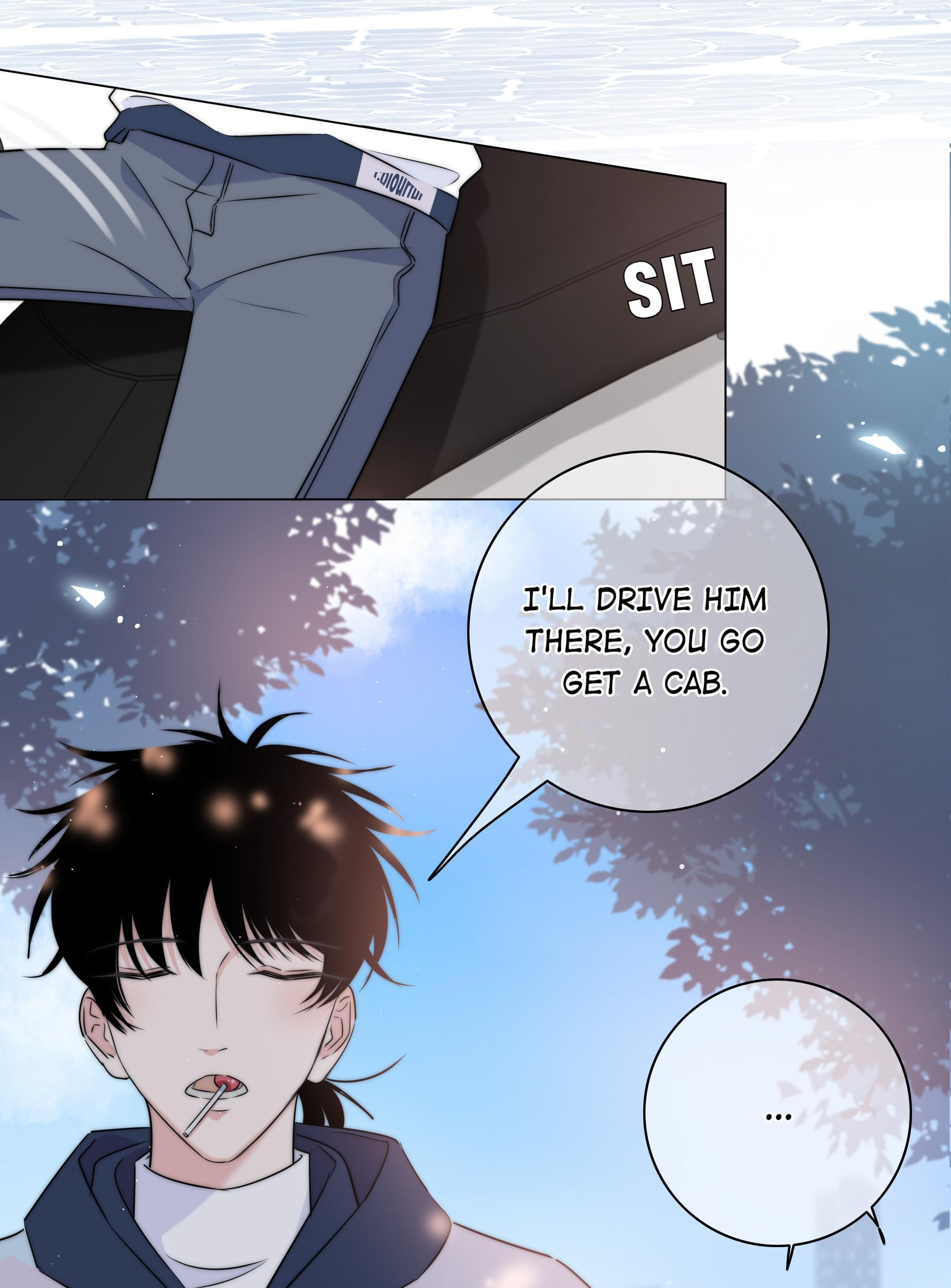 Touch Your World Chapter 36: Just Friends? page 26 - Mangakakalots.com