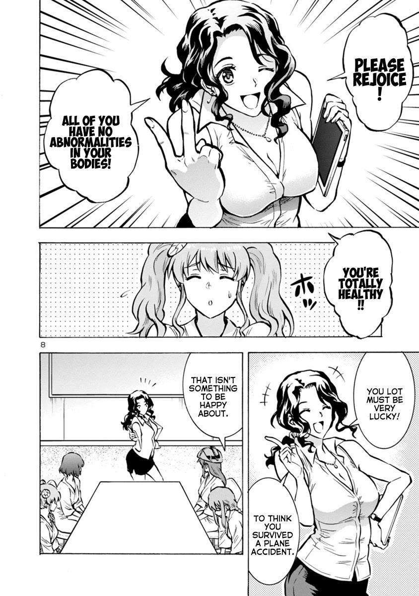 Dai Kyochuu Rettou Chapter 25.1: Full Stomach (Part 01) page 8 - Mangakakalots.com