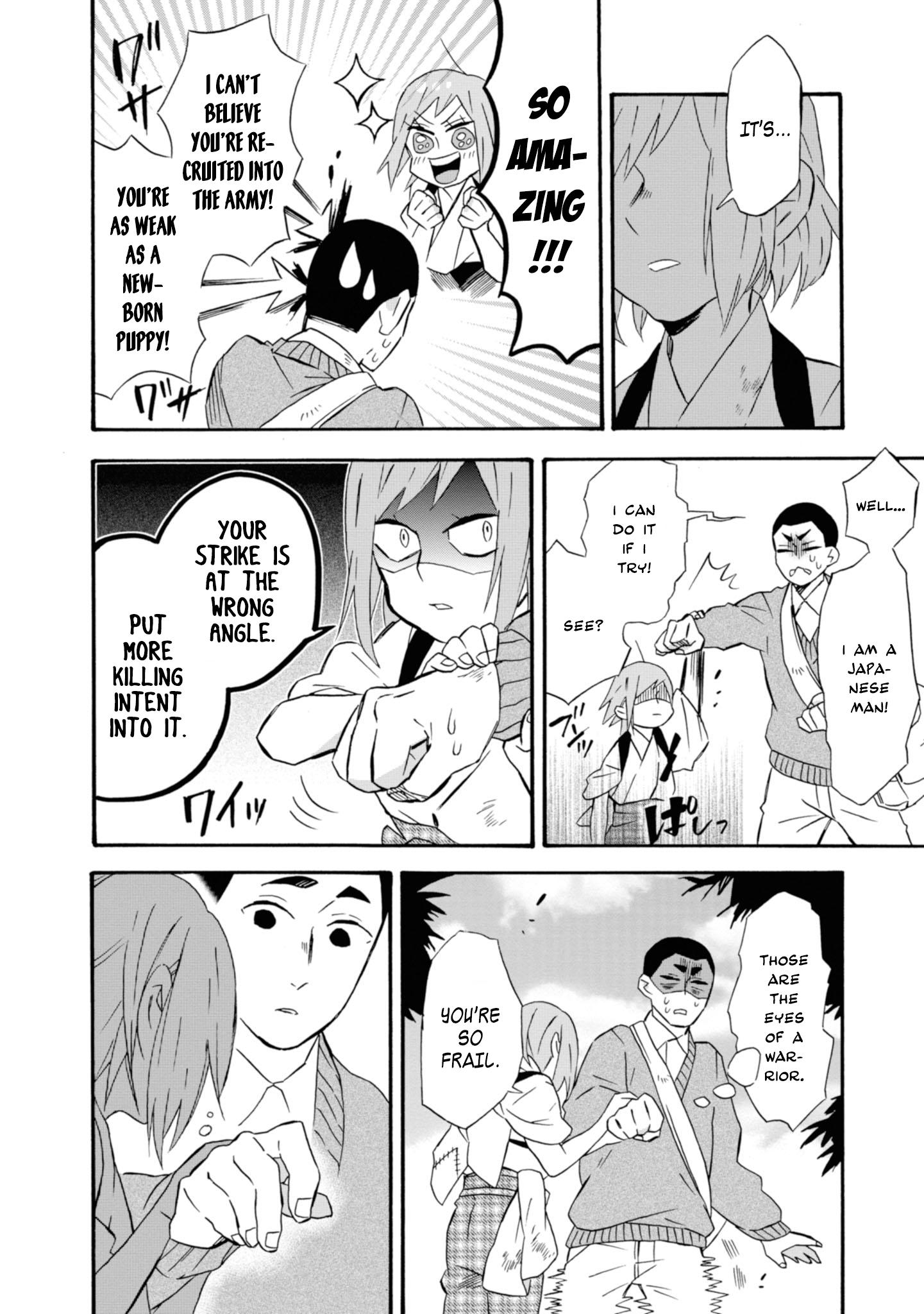 Will You Marry Me Again If You Are Reborn? Vol.3 Chapter 17: The Meaning Of Purple Anemone page 3 - Mangakakalots.com