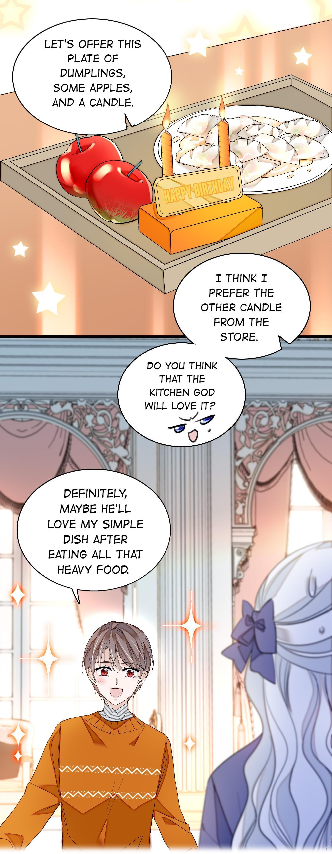 Dragon And Phoenix Flip Chapter 38: Welcoming The Kitchen God page 5 - Mangakakalots.com