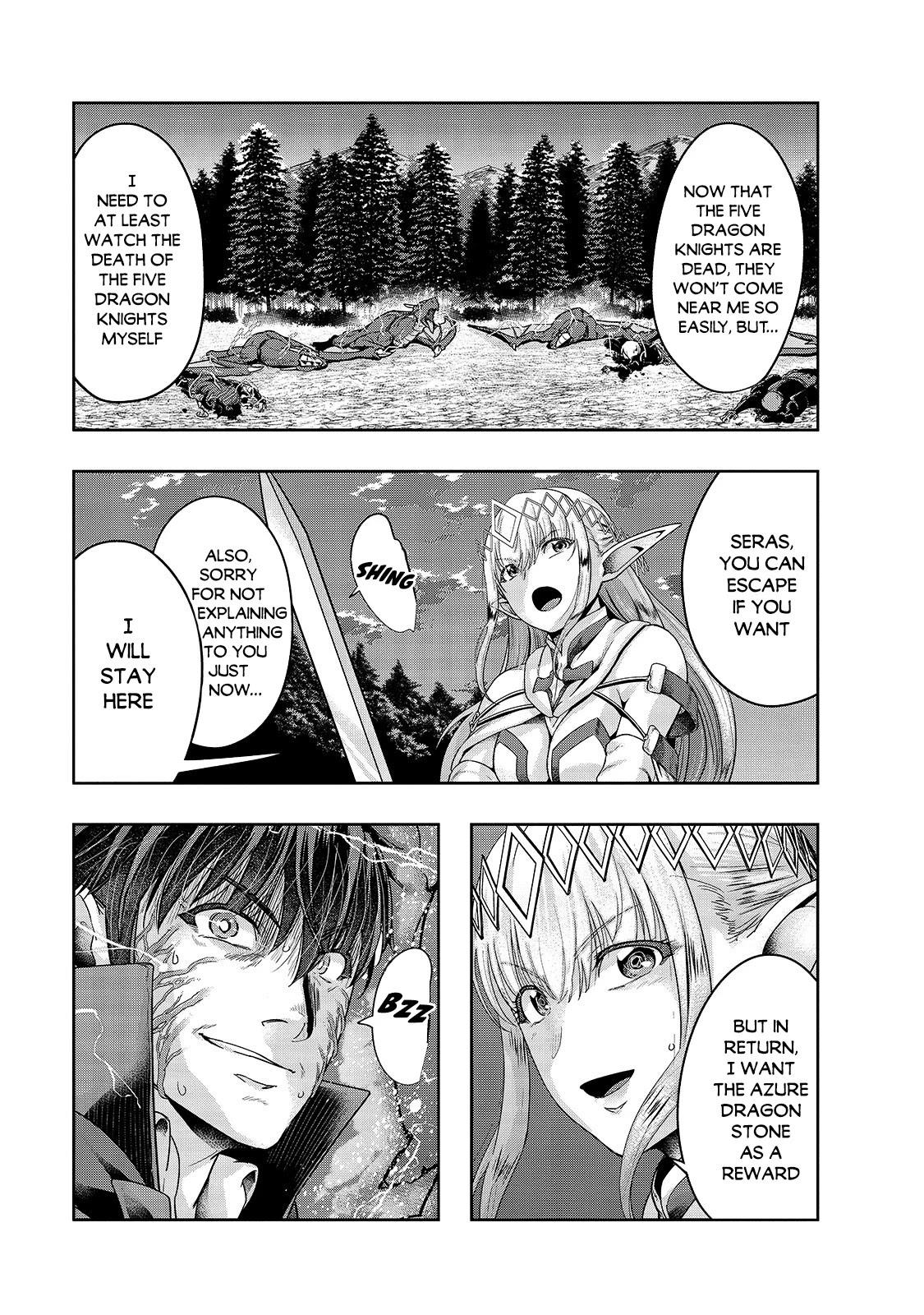 """I Became The Strongest With The Failure Frame """"abnormal State Skill"""" As I Devastated Everything Chapter 19 page 18 - Mangakakalots.com"""