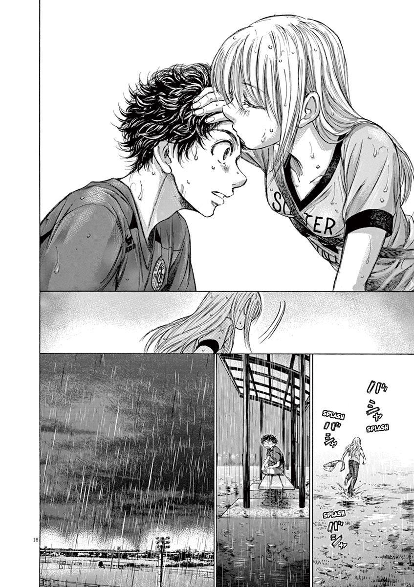 Ao Ashi Vol.12 Chapter 117: Rain page 19 - Mangakakalots.com