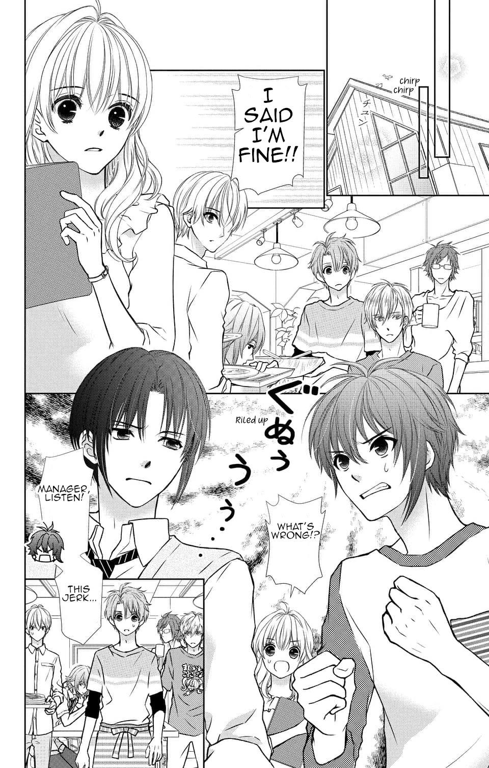 Idolish7 Chapter 12 page 2 - Mangakakalots.com