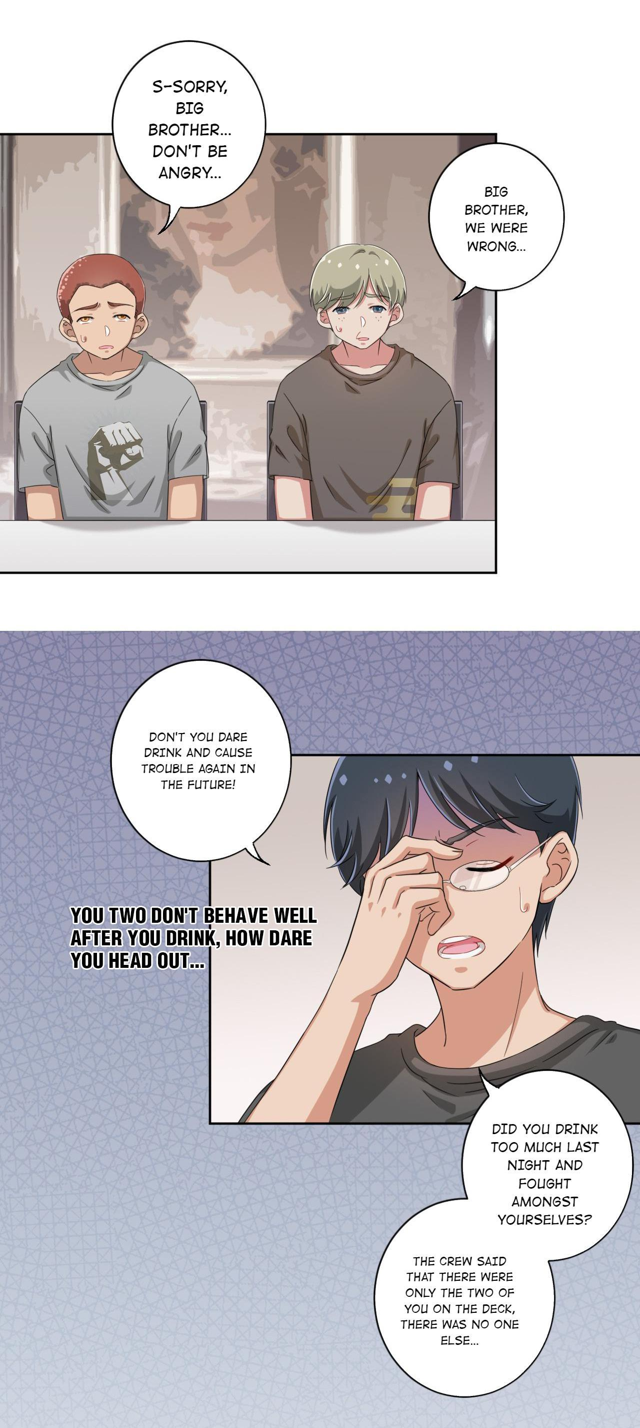 God Gave Me This Awkward Superpower, What Is It For? Chapter 41: Luo Shenshi's Gone Mad... page 33 - Mangakakalots.com