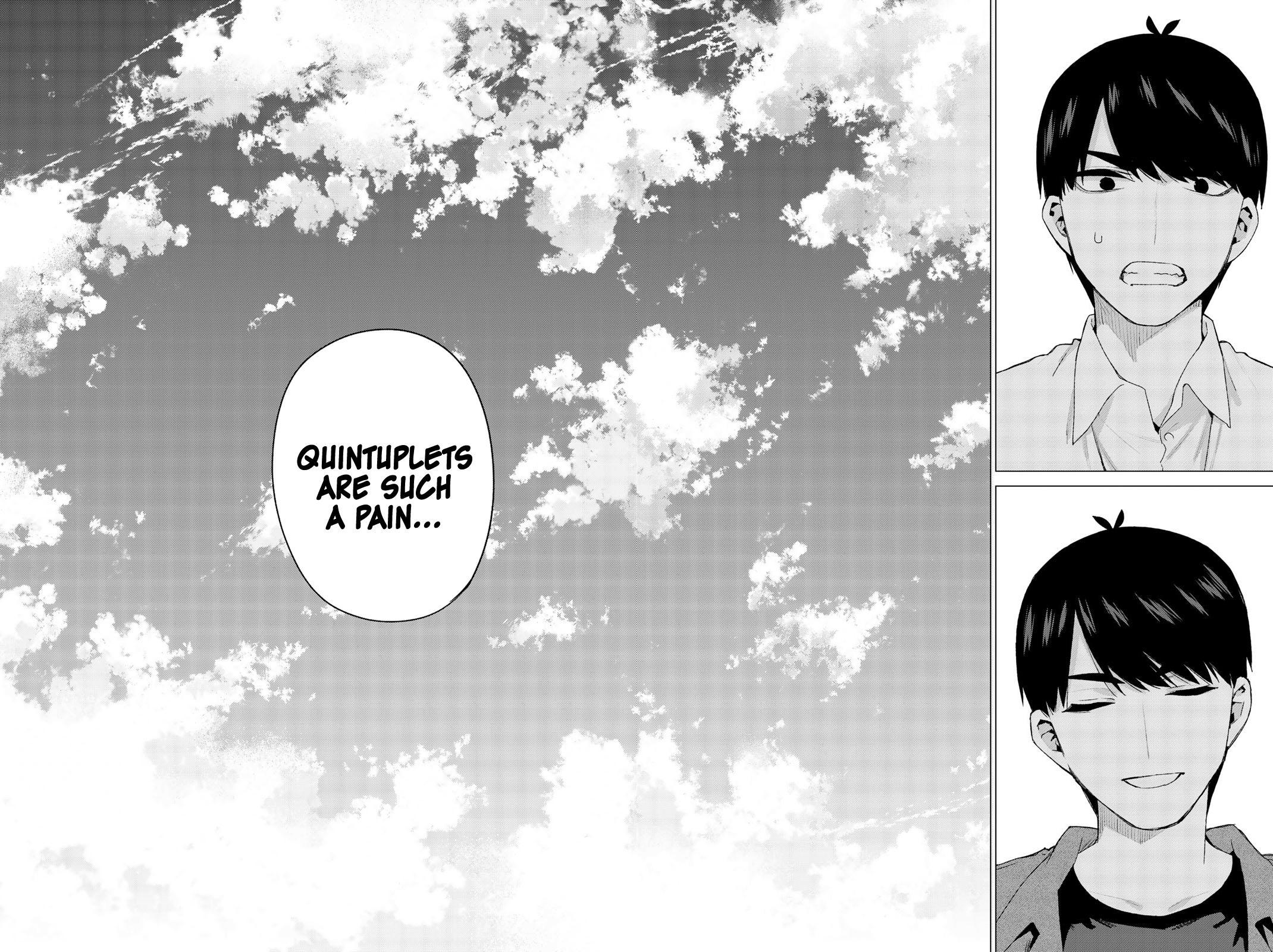 Go-Toubun No Hanayome Vol.14 Chapter 122.5: Vol 14 Extras page 7 - Mangakakalot