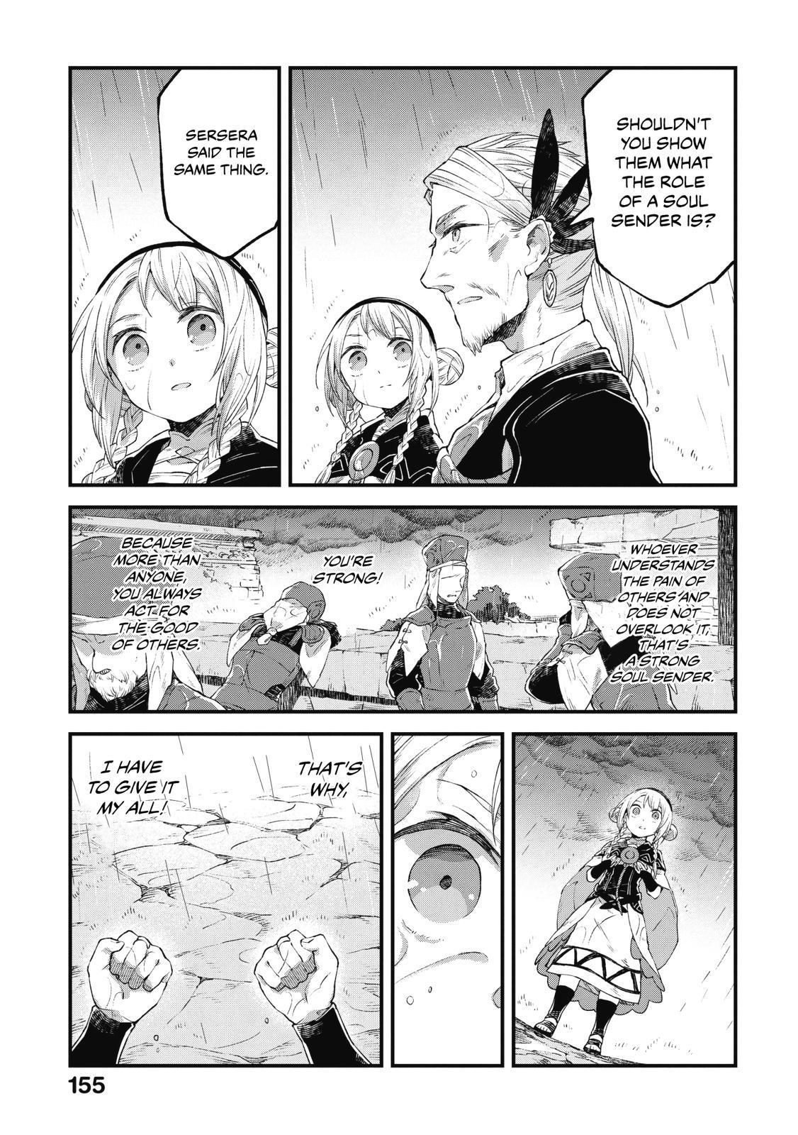 Alpi - The Soul Sender Chapter 10 page 30 - Mangakakalots.com