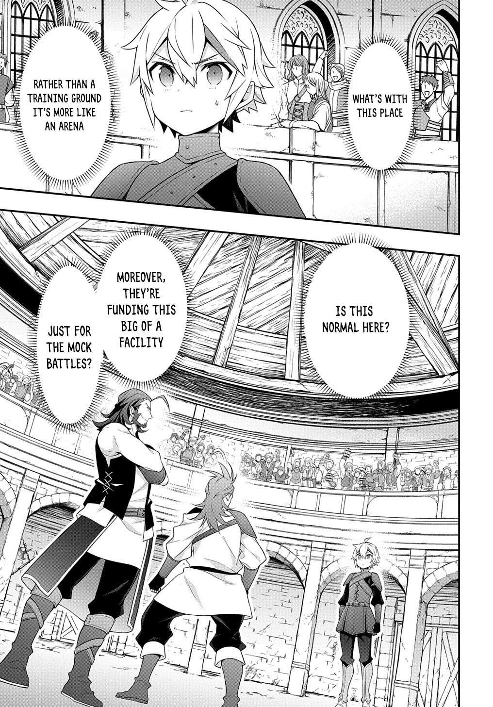Tensei Kizoku No Isekai Boukenroku ~Jichou Wo Shiranai Kamigami No Shito~ Chapter 33 page 5 - Mangakakalots.com
