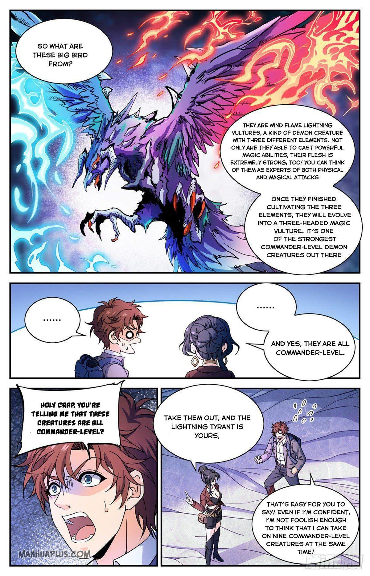 Versatile Mage Chapter 674 page 2 - Mangakakalots.com