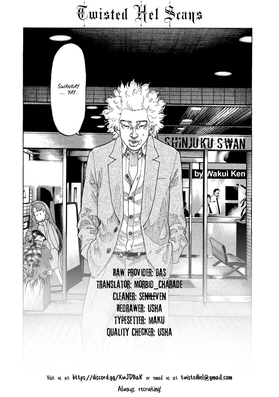 Shinjuku Swan Chapter 213: Decoy page 22 - Mangakakalots.com