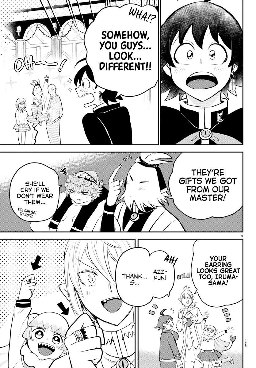 Mairimashita! Iruma-Kun Chapter 213: The Loveliest Memento. page 3 - Mangakakalots.com