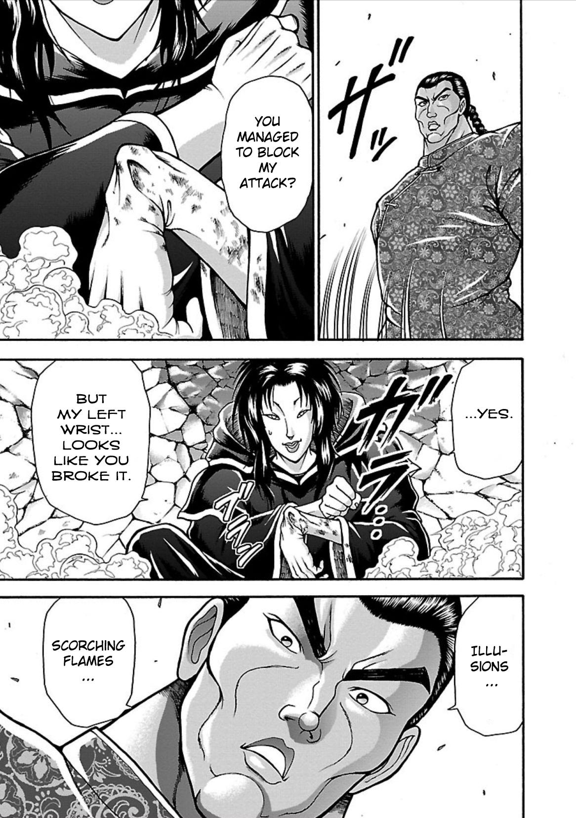 Baki Gaiden - Retsu Kaioh Isekai Tensei Shitemo Ikkō Kamawan! Vol.1 Chapter 8: Struggler page 7 - Mangakakalots.com