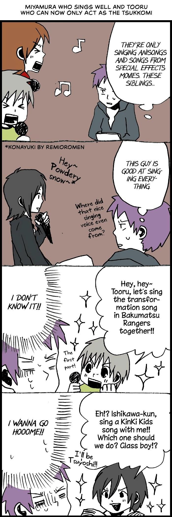 Hori-San To Miyamura-Kun Chapter 13 page 15 - Mangakakalots.com