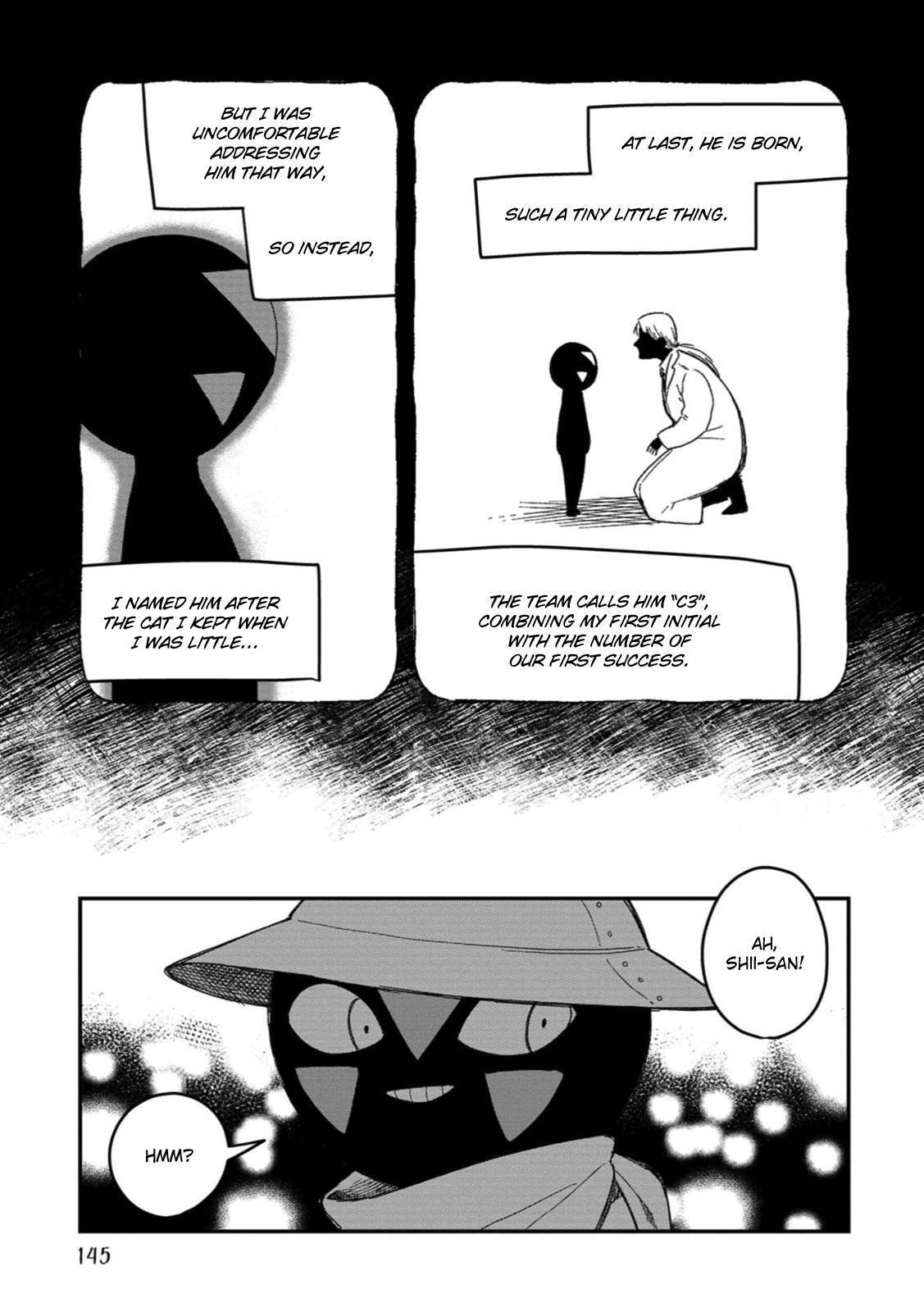 Rojica To Rakkasei Chapter 24: Among The Fireflies page 32 - Mangakakalots.com