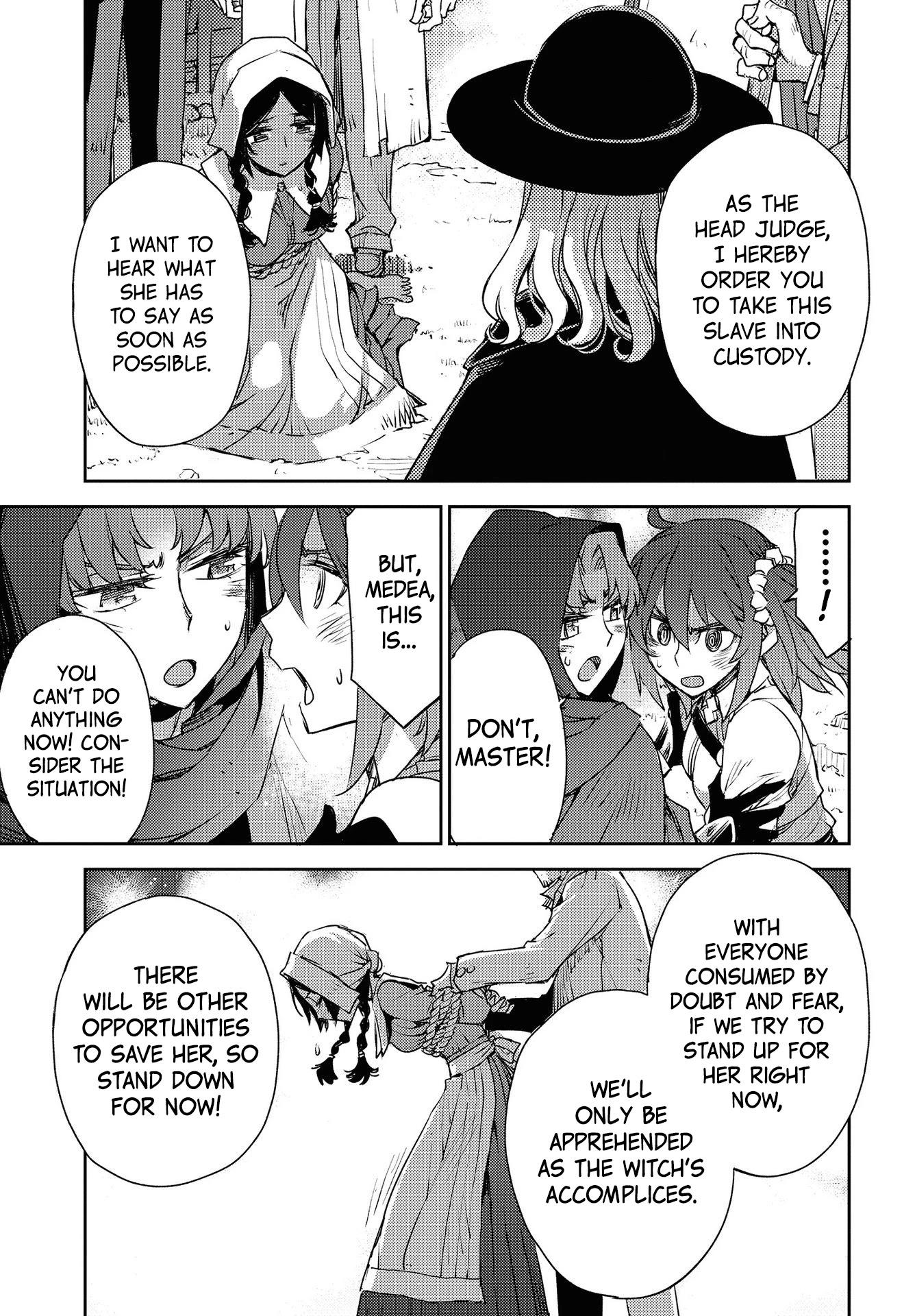 Fate/grand Order: Epic Of Remnant - Subspecies Singularity Iv: Taboo Advent Salem: Salem Of Heresy Chapter 8: Unknot: Before Dawn 7 page 13 - Mangakakalots.com