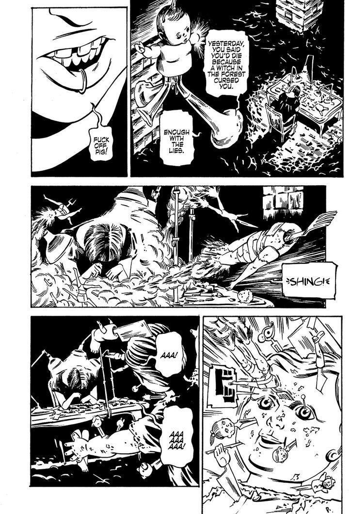 Deathco Vol.1 Chapter 5 : Castle page 14 - Mangakakalots.com