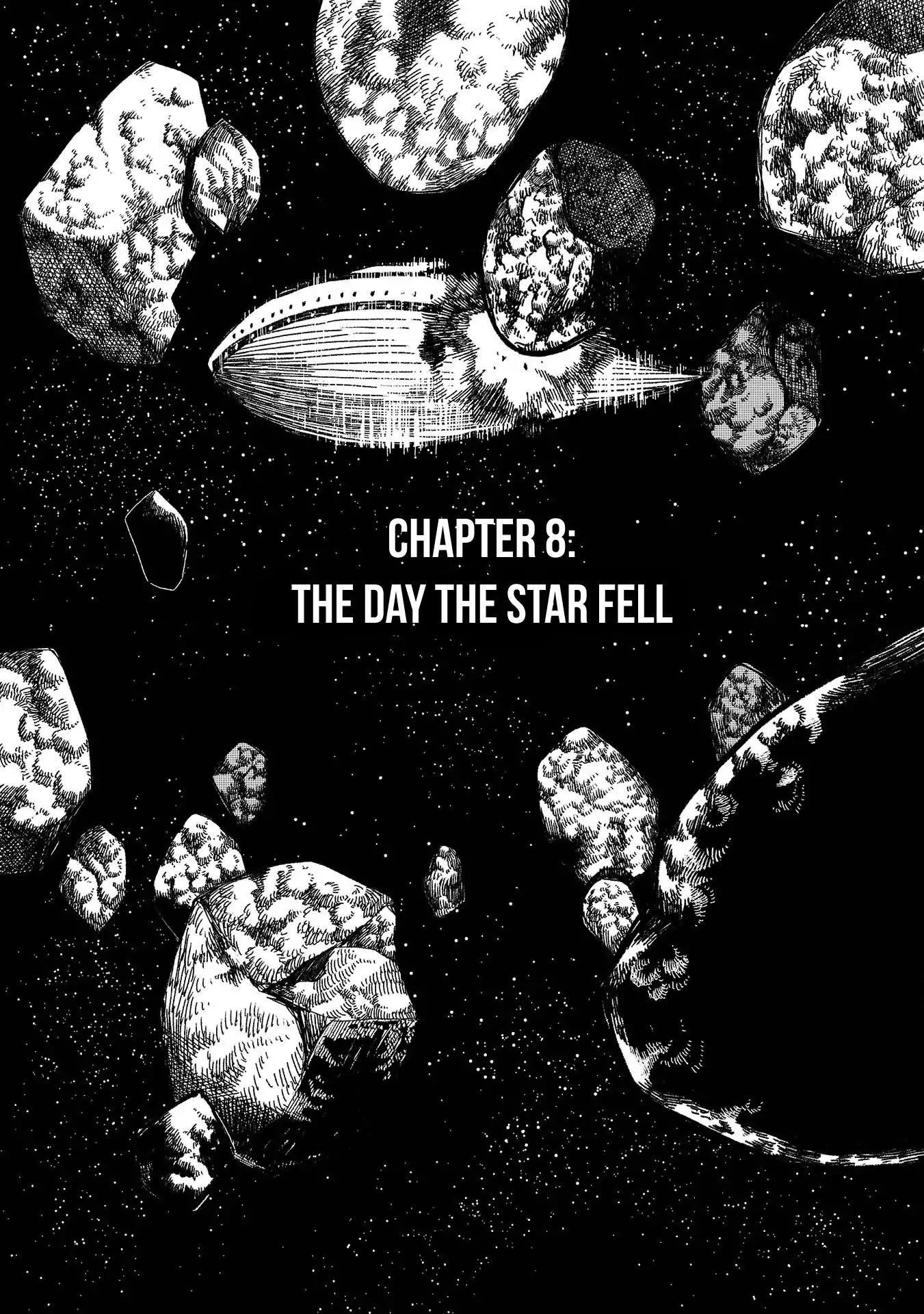 Rojica To Rakkasei Chapter 8: The Day The Star Fell page 2 - Mangakakalots.com