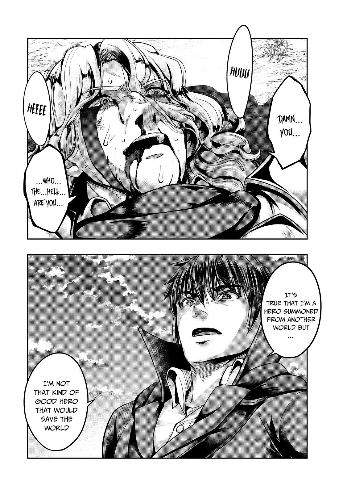 """I Became The Strongest With The Failure Frame """"abnormal State Skill"""" As I Devastated Everything Chapter 20 page 26 - Mangakakalots.com"""