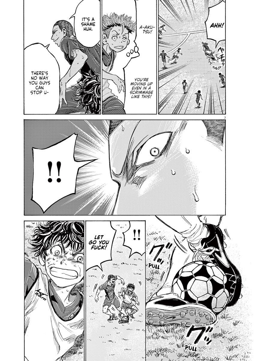Ao Ashi Vol.14 Chapter 147: Big Three page 8 - Mangakakalots.com
