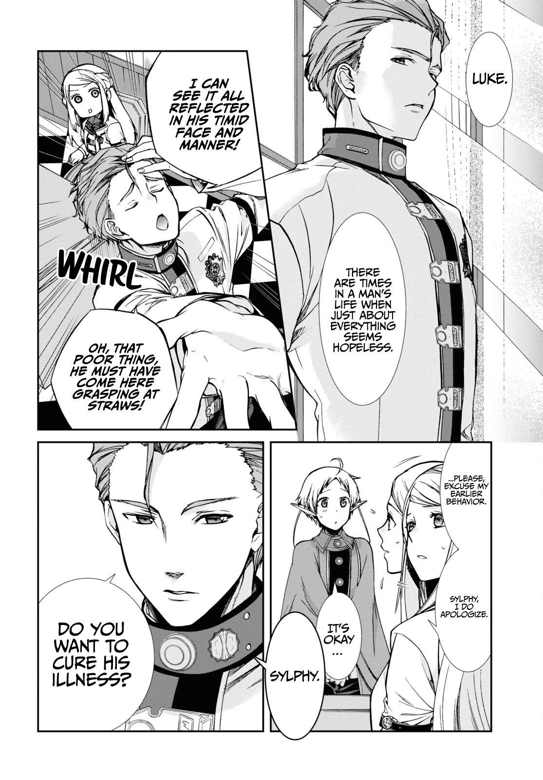 Mushoku Tensei - Isekai Ittara Honki Dasu Chapter 75: After The Rain page 29 - Mangakakalots.com